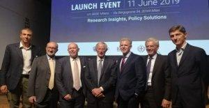Milán, a través de la más importante Centro de investigación transaltlantico on the economics of climate