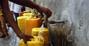 Una de cada tres personas no tiene acceso a agua potable limpia y segura