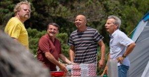 Aldo, Giovanni y Giacomo juntos: tres hombres y un día de fiesta