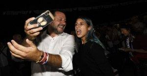 Alta tensión en el gobierno, el Pd insiste: Salvini es en el aula
