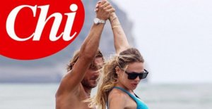 Casa Totti, el rodaje de la comedia de enredo con Ilary y el capitán