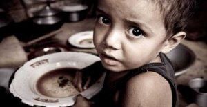 De hambre, de 820 millones de personas no tienen suficiente para comer, mientras que aumenta la obesidad