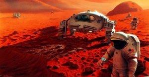 En el vino tinto, el secreto de enfrentarse a Marte