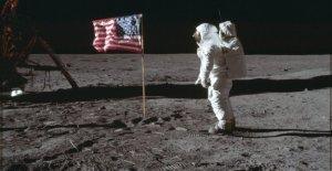 La huella de Armstrong en la Luna para convertirse en patrimonio de la Humanidad