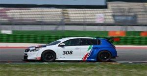 La vida de los pozos, con el Peugeot 308 Tcr, no sólo las carreras