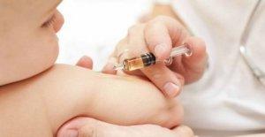 Las vacunas, aumentar la cobertura en 2018....