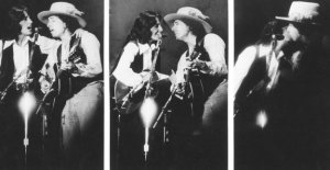 Rolling Thunder Revue, cuando Bob...