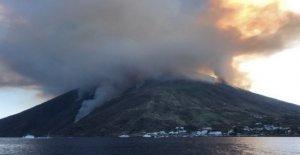 Stromboli, uno de los volcanes más...