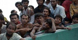 Tailandia, trata de personas, el 2019 es el año en el negro de la mano de obra a bajo costo destinados a Malasia