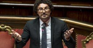 Tav Toninelli: Salvini estaba en contra....