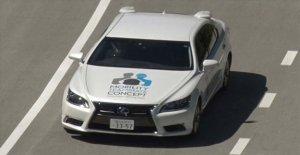 Toyota, a través de la experimentación de la guía de auto-empleados en Europa