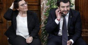 Treinta ataques Salvini: Decir no a los 7 millones de dólares para las fuerzas armadas para hacer Carreteras seguras