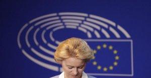 Von der Leyen, escribió a las partes, pro-europeos en la búsqueda de consenso. Aquí están las letras