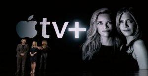 Apple prepara la artillería contra Netflix & co: $ 6 mil millones para el contenido original