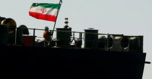 El petrolero iraní, hojas de Gibraltar