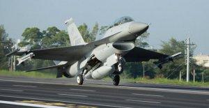 Estados unidos vende F-16 a Taiwán. Se opone a China amenaza de sanciones