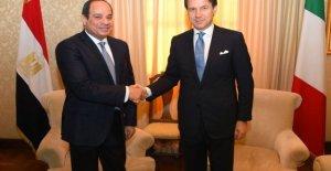 G7, el Conde ve Sisi: El compromiso de Italia en el caso Regeni no van a ser menos