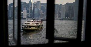 Hong Kong, editado por la policía china empleado del consulado británico
