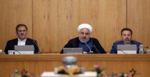 Irán, Rouhani se abre a Italia: Nuestras...