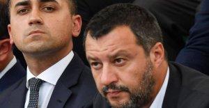 La crisis del gobierno, Di Maio: Salvini es desesperada, él sólo habla de la M5S. En la nueva mayoría? Confiamos en Mattarella