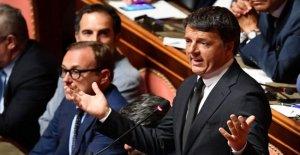 La crisis del gobierno de Renzi para el Conde: No voy a hacer la parte de un gobierno. Zingaretti: No a la auto-absolver a la premier