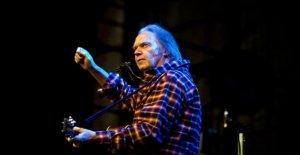 Neil Young, el otoño está llegando y con él el nuevo álbum: 'Colorado'