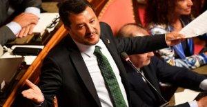 Salvini respondió el Conde: una Crisis de hasta Tav, sí que cortar a la parlamentaria y la maniobra valiente.