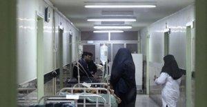 Teherán, las sanciones impuestas por los estados unidos en Irán son el bloqueo de las drogas y matar a los enfermos