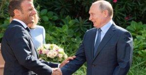 Trump 'olvida' la guerra de Crimea: Rusia debe ser readmitido en el G7