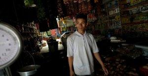 América Central, el black-out en el cuatro naciones. Millones de personas en la oscuridad
