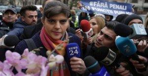 Bofetada en la cara de la Ue sovranisti: todos contra la corrupción debe ser la heroína de la sociedad civil de rumania