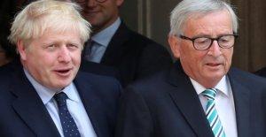 Brexit, salas de reuniones Juncker-Boris Johnson: las negociaciones se intensificaron