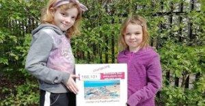 El reino Unido, dos hermanas menores de la derrota de Burger King: la cadena no te da más juguetes de plástico para los niños