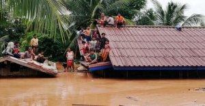 En Laos, las inundaciones en el Sur del País: más de 580mila las personas afectadas y al menos 28 muertos