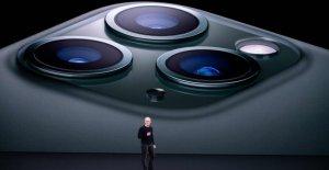 La demanda para el nuevo iPhone es más alto de lo esperado, para el crédito de los colores
