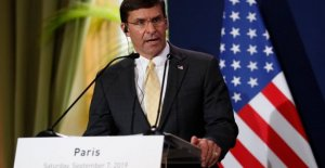 Los estados Unidos, el Pentágono anuncia: Será enviado a las fuerzas de Arabia Saudita