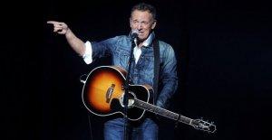 Los setenta años de Bruce Springsteen, Ulises versión de country & western