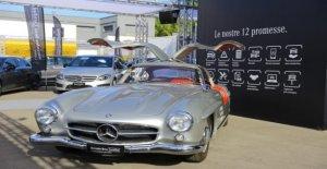 Mercedes Certificado, usado, pero con pedigree