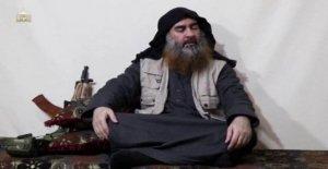 Nuevo audio de al-Baghdadi. El califa de los militantes: Acto