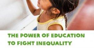 Oxfam: Los pobres no terminar la escuela