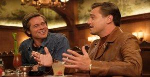 Quentin Tarantino debut, un récord en la taquilla con 'hubo un tiempo en Hollywood'