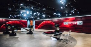 Sky TG24, el director Giuseppe De Bellis completamente renueva la red de información