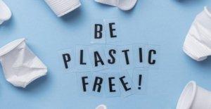 De plástico adiós: para que las empresas...