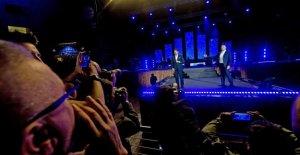 El M5s, Di Maio una Zingaretti: Patti no está a la orden del día. Grillo insta a sus seguidores: Basta de quejarse de la alianza Pd, vaffa... a ti