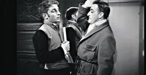 Está muerto, Carlo Croccolo, alter ego de Toto