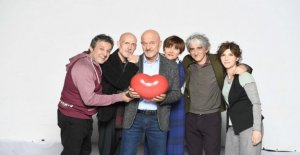 Fausto Brizzi con 'Si me amas': mi película más personal