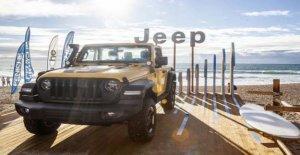 Jeep y Mopar para todos surf