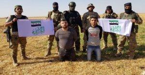 Siria, Turquía filas yihadistas en...