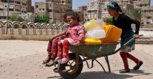 Yemen, más de 15 millones de personas...