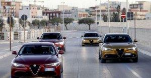 Alfa Romeo revela el nuevo Giulia y el Stelvio: Hermoso paseo